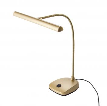 K&M 12297 Golden LED Pianoleuchte GOLD