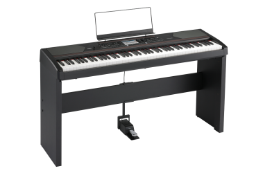 KORG Digitalpiano, Paket, HAVIAN 30 + Pianoständer