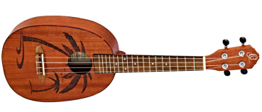 Ortega RUPA5MM Ukulele Pineapple