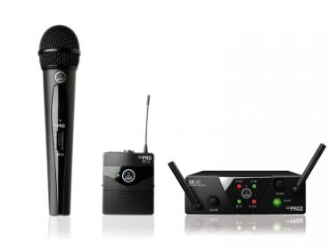 AKG WMS 40 Mini2 Vocal/Intrumental Set Dual