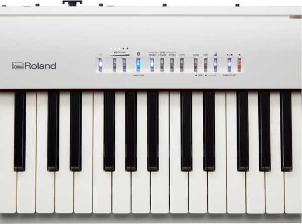 ROLAND FP-30 WH Digitalpiano WEISS satiniert