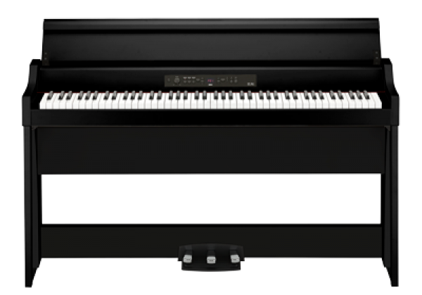 KORG Digitalpiano, Concert, G1 Air, Bluetooth, 3 Pedale, 4 x 20 Watt,